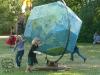 Dymaxion Globe