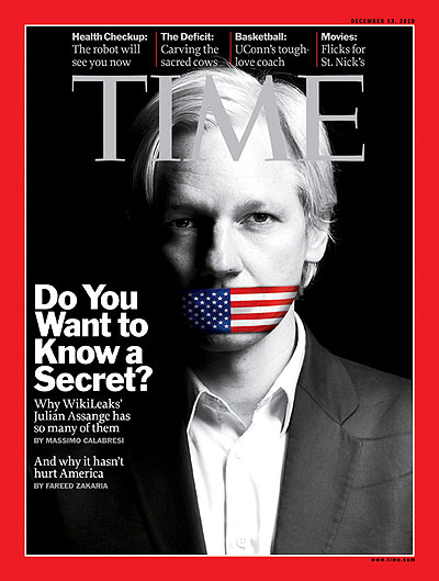 Time Magazine, Dec. 12, 2010